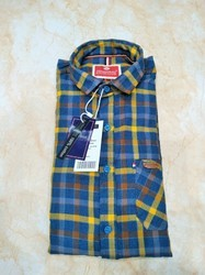 3 Cotton Casual Check Shirt
