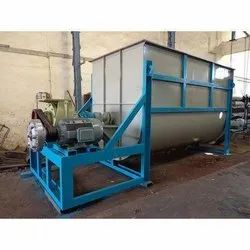 Ribbon Blender For Chemical
