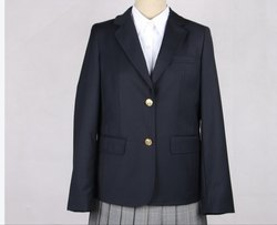 Black School Blazer