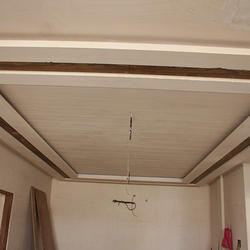 Wooden POP Ceiling Service