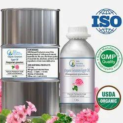 Organic Gerenium Egypt Oil