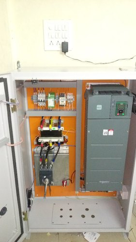 Aluminum Variable Frequency Drive Panel
