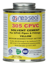 305 Solvent Cement For CPVC Pipes