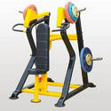 Shoulder Press Free Weight Machine