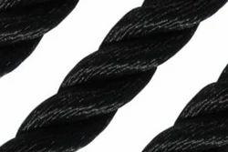 PP Ropes Black Color
