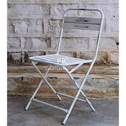 Furnitureroots Iron Folding Chair