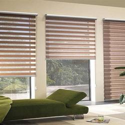 Plain Zebra Blinds for Window