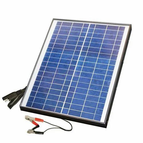 Mono Crystalline Solar Panels, 12 V