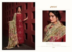 Jay Vijay Bemberg Silk Suit