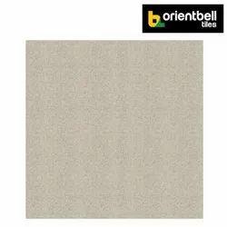 Orientbell GABRRO GREY Non Digital Ceramic Floor Tiles, Size: 600X600 mm