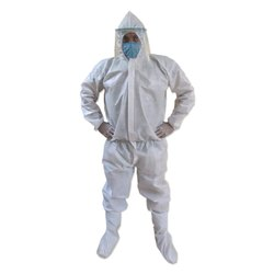 60 GSM SSMMS With Laminated PPE Kit With Accessories