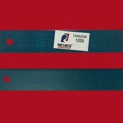 Turquoise Edge Band Tape