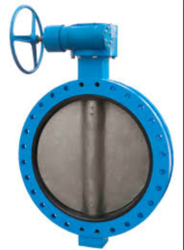Butterfly Valve - Sea Water Application