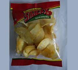 Tapioca Chips Round Snack