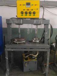 Manua Paper Plate Machine