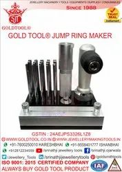 Gold Tool Jewellery Jump Ring Maker
