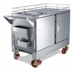 Hospital Kitchen Trolley