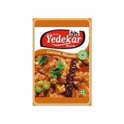 Organic Yedekar Garam Masala, Powder, Packet
