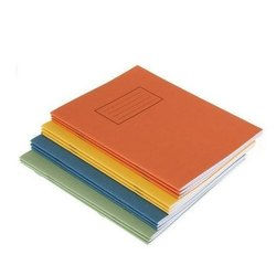 Hard Bound White Note Book, Paper Size: A6, 150