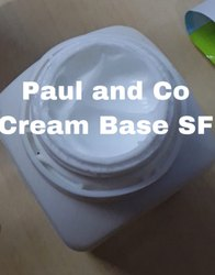 Sulphate Free Face Cream Base