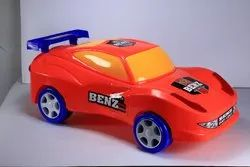 Racing Car Toy For Personal, No. Of Wheel: 4