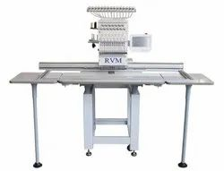 Computerized Single Head Embroidery Machine