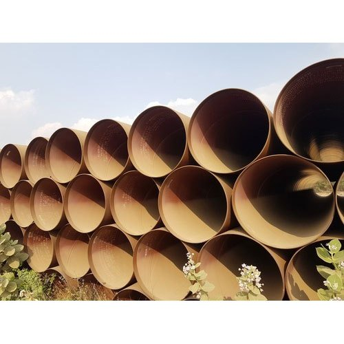 Mild Steel Spiral Welded Pipe