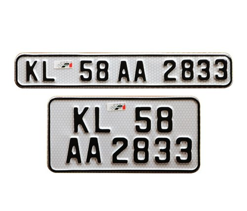 Black License Plate Frame Knowledge Is Life The Rest Is Just Details Auto