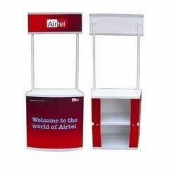Aluminium Promotional Table