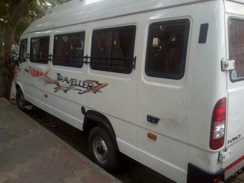 783810bb600fc1 AC 20 Mini Van Traveler Rental in Mumbai