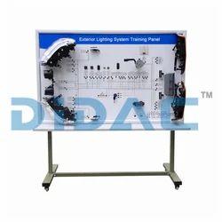 Exterior Lighting System Training Panel