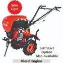 10 HP Diesel PowerTiller