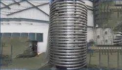 Titanium Cooling Coil Pipe
