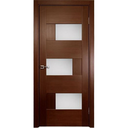 Interior Finished Wooden Flush Door, for Home