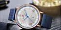 Naviforce Top Brand Luxury Men Quartz Watches Stainless Steel Nf3006/available In 5 Colors