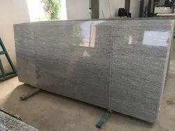 Flooring Polished chida white granite, Thickness: 15-20 mm