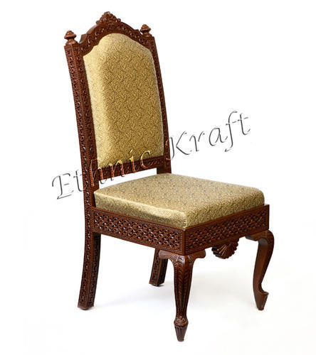 Superieur Classic Design Carved Dining Chair