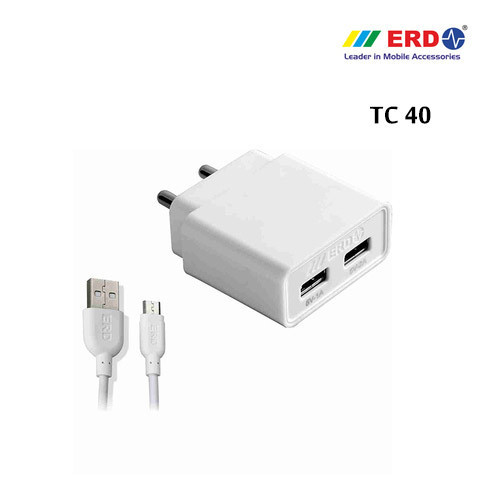 TC 40 IPH 5 White Charger