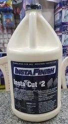 Insta cut #2 rubbing compound