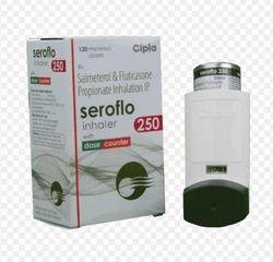 Seroflo Inhaler (Salmeterol 25mcg   Fluticasone 250mcg)