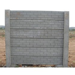 Plain Boundary Wall