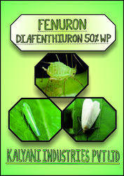 Diafenthiuron 50% Wp, Packaging Type: Packet And Bag