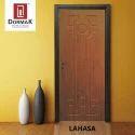 Lahasa Decorative Wooden Membrane Designer Door