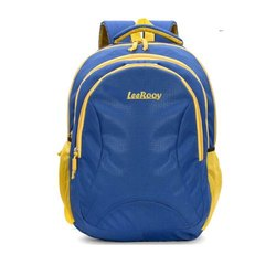 Polyester Plain College Bag