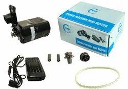 KAPS Mini Sewing Machine Motor, Packaging Type: Box/Bag