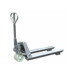 Stainless Steel Hydraulic Pallet Trucks