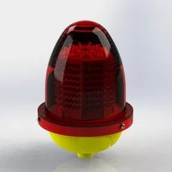 Single Dome Medium Intensity Aviation Light