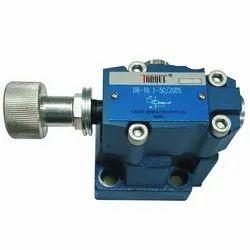 Torque Hydraulic Relief Valve DB Series