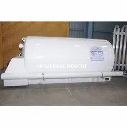 Universal Boschi Gases Liquid Oxygen Transport Tank, For Fuel Transportation