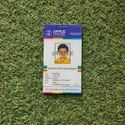 Multicolor Uv Printing Transparent Id Card, In Pan India
